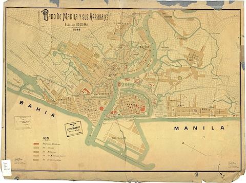 Plano de Manila 1898.jpg